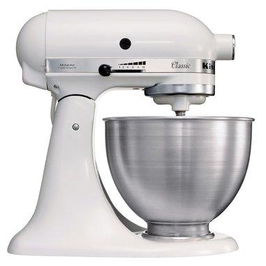 KitchenAid Classic 275W 4.3L Bianco robot da cucina | Robot da ...