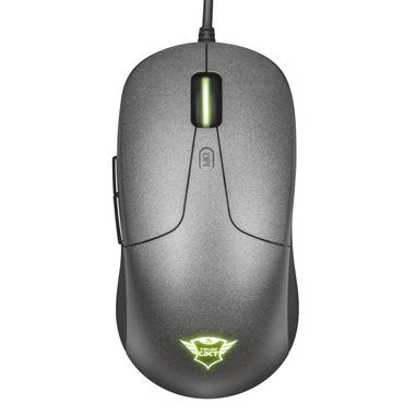 Trust GXT 180 Kusan mouse Mano destra USB tipo A Ottico 5000 DPI