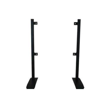 """Nilox AMPE1485PR base da pavimento per tv a schermo piatto Portable flat panel floor stand Nero 2,03 m (80"""")"""