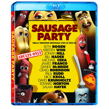 Sausage Party Blu-ray 2D