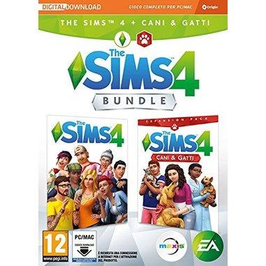The Sims 4 + Cani & Gatti (CIAB) - Computer