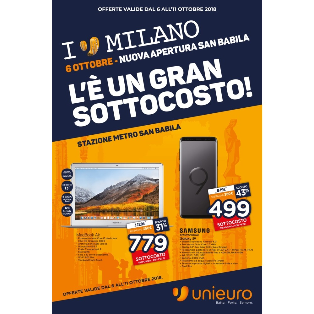 Unieuro Milano - San Babila