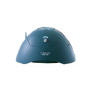 Imetec Living Air umidificatore Vapore 0,4 L 700 W Blu