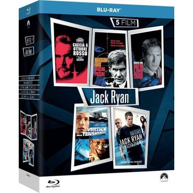 Cofanetto Jack Ryan (Blu-ray)