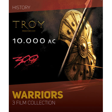 Warriors Collection (Blu-ray)