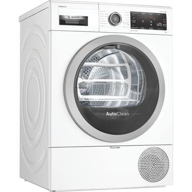 Bosch Serie 8 WTX87KH9IT asciugatrice Libera installazione Caricamento frontale Bianco 9 kg A++