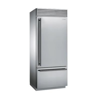 Smeg RF396RSIX frigorifero con congelatore Libera installazione 556 L F Acciaio inossidabile