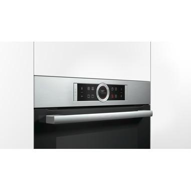 Bosch HBG633BS1J Forno elettrico 71L 2850W A+ Acciaio inossidabile forno