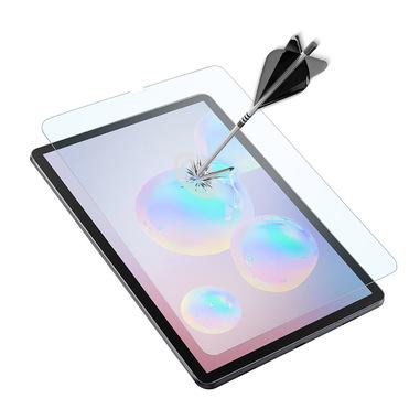 Cellularline Second Glass - Galaxy Tab S6 Vetro temperato sottile e resistente Trasparente