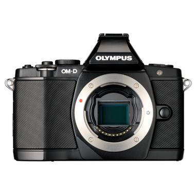 "Olympus OM-D E-M5 Corpo MILC 16,1 MP Live MOS 4608 x 3456 Pixel 4/3"" Nero"