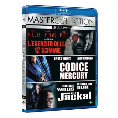 Bruce Willis master collection (Blu-ray)