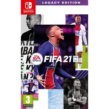 FIFA 21 Legacy Edition, Switch