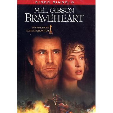 Braveheart DVD 2D