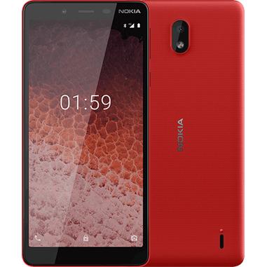 """Nokia 1 Plus 5.45"""" 1 GB 8 GB Rosso 2500 mAh"""