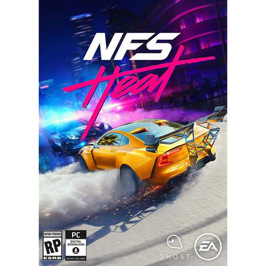 Electronic Arts Need for Speed: Heat, PC Basic
