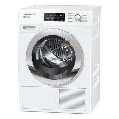Miele TCJ690 WP Eco&Steam WiFi&XL Libera installazione Caricamento frontale Bianco 9 kg A+++