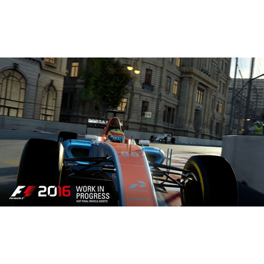 F1 2016, Xbox One Day One Edition