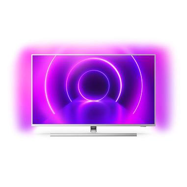 "Philips 58PUS8535/12 TV 147,3 cm (58"") 4K Ultra HD Smart TV Wi-Fi Argento"