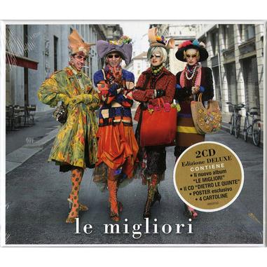 Le migliori, 2CD Mina, Adriano Celentano