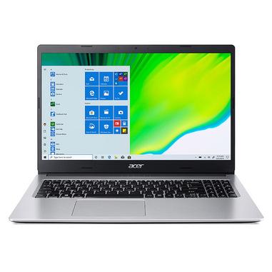 """Acer Aspire 3 A315-23-R8K9 Computer portatile Argento 39,6 cm (15.6"""") 1920 x 1080 Pixel AMD Ryzen 5 8 GB DDR4-SDRAM 512 GB SSD Wi-Fi 5 (802.11ac) Windows 10 Home"""