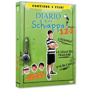 Il diario di una schiappa 1, 2 e 3  (DVD)
