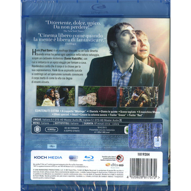 Swiss Army Man (Blu-ray)