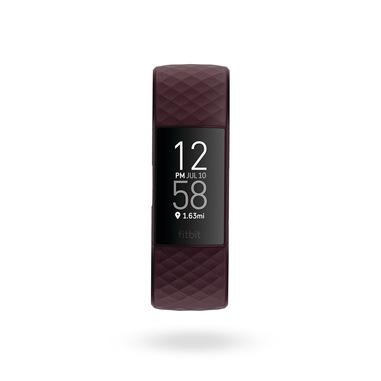 """Fitbit Charge 4 Braccialetto per rilevamento di attività 3,96 cm (1.56"""") Porpora"""