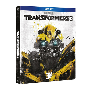 Universal Pictures Transformers 3 Blu-ray 2D ITA Extended edition