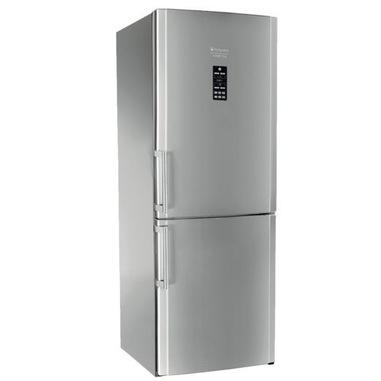 Hotpoint ENBGH 19223 FW frigorifero con congelatore Libera installazione 444 L Acciaio inossidabile