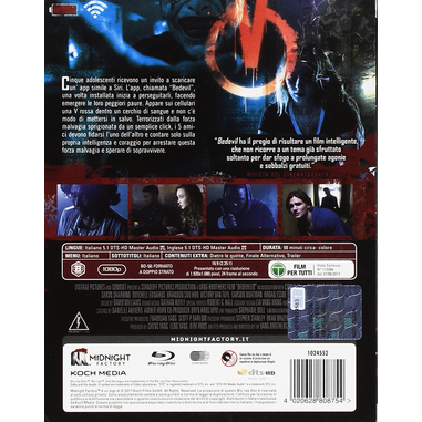Bedevil: Non Installarla. Limited Edition (BD + Booklet)