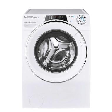 Candy RAPIDÓ RO16106DWHC7\1-S lavatrice Libera installazione Caricamento frontale Bianco 10 kg 1600 Giri/min A+++