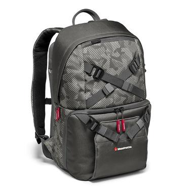Manfrotto backpack-30 Zaino Grigio