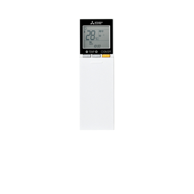 Mitsubishi Electric MUZWN25VA + MSZWN25VA Climatizzatore split system Bianco condizionatore fisso