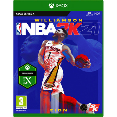 NBA 2K21, Xbox One