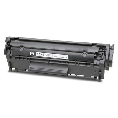 HP Cartuccia Toner originale nero LaserJet 12A