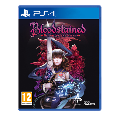 Bloodstained: Ritual of the Night, PS4