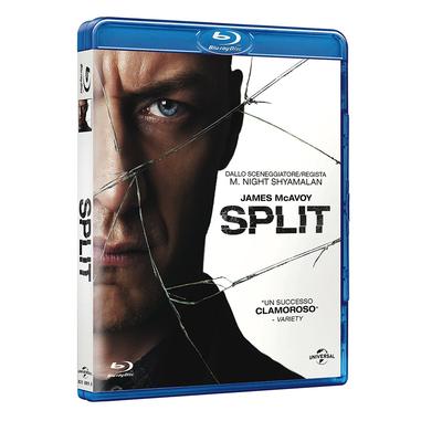 Split Blu-ray