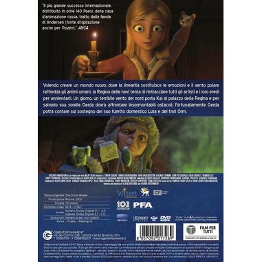 La Regina delle Nevi (DVD)
