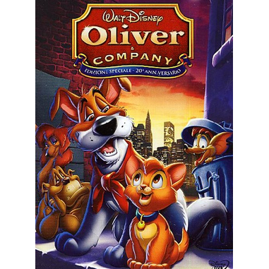 Oliver & Company (Special Edition)