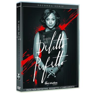 Le Regole Del Delitto Perfetto, stagione 2 (DVD)