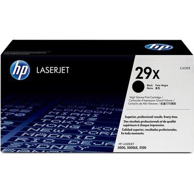 HP Cartuccia Toner originale nero ad alta capacità LaserJet 29X