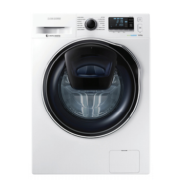 Samsung WW90K6404QW AddWash Libera installazione Carica frontale 9kg 1400Giri/min A+++ Bianco lavatrice