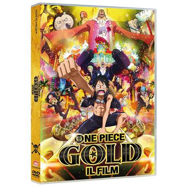 One Piece Gold: Il film (DVD)