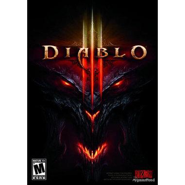 Blizzard Diablo III, PC PC ITA videogioco