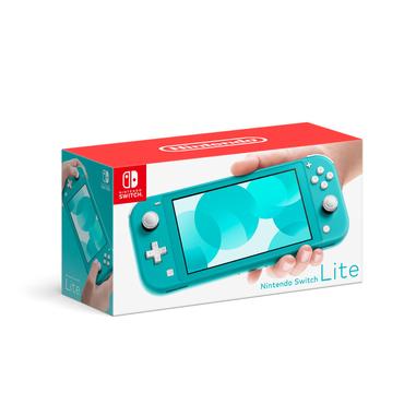 Nintendo Switch Lite console da gioco portatile Turchese
