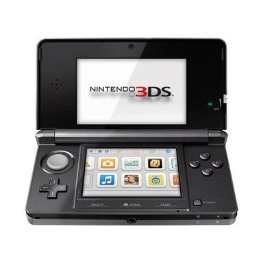 """Nintendo 3DS console da gioco portatile 8,97 cm (3.53"""") Wi-Fi Nero"""