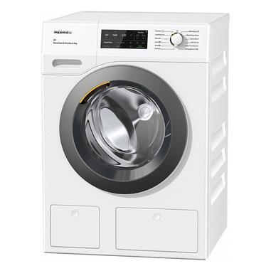 Miele WCI870 WCS PWash&TDos&9kg lavatrice Caricamento frontale 1600 Giri/min A Bianco