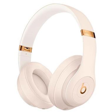 Apple Beats Studio3 auricolare per telefono cellulare Stereofonico Padiglione auricolare Rosa Con cavo e senza cavo