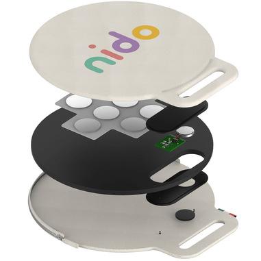 Nido Cosa Baby car seat smart pad
