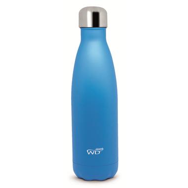 WD Lifestyle Bottiglia Termica Doppia Parete Blu